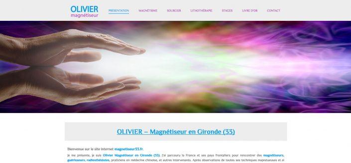 OLIVIER MAGNETISEUR 33