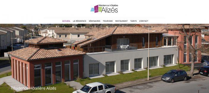 RESIDENCE HOTELIERE ALIZÉE
