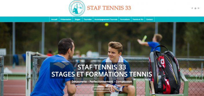 STAF Tennis 33