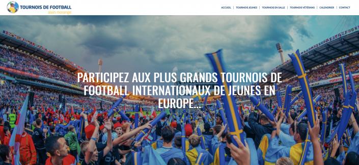 TOURNOIS DE FOOTBALL EN EUROPE